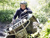 One Hour Quad Bike Thrill in Kent