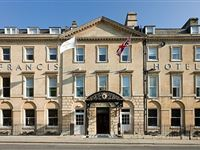 One Night Break for Two at MGallery Frances Hotel Bath