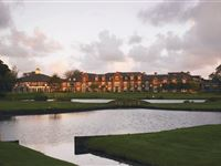 One Night Spa Break with Dinner and Wine at Formby Hall Golf Resort and Spa Experience Day