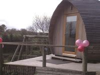 One Night Stay in a Glamping Pod at Westwood Hideaway