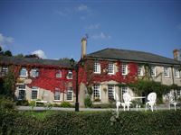 Overnight Stay at Ty Newyd Country Hotel with Dinner for Two