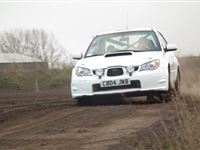 Rally Day at Langley Park Rally School