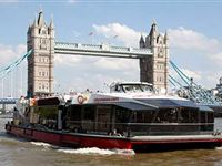 Red Rover Thames Cruise for Two