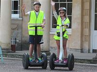 Segway Tour of Upton Country Park and Dorset Cream Tea for Two