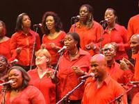 Sing with the London Community Gospel Choir