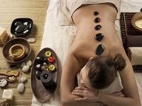 St Pancras Spa Hot Stone Massage for One