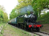 Steam Train Journey with Cream Tea and Vintage Bus Ride for Two