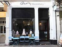Stylish London Afternoon Tea at Beas Bloomsbury