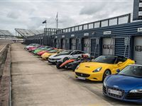 Supercar Driving Blast with Free High Speed Passenger Ride - Week Round Experience Day