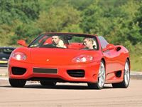 Supercar Driving Thrill for Two Experience Day