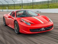 Supercar Thrill with Free High Speed Passenger Ride - Special Offer Experience Day