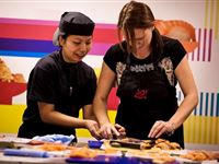 Sushi Making Workshop with YO Sushi