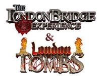 The London Bridge Experience and London Tombs for Two Experience Day