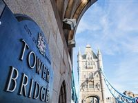 Tower Bridge Exhibition and Dim Sum Dishes with Cocktails for Two at Ping Pong