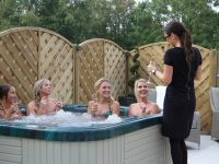 Treatment and Champagne at Hintlesham Hall Hotel for Two