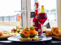 Two Course Brunch with a Bottle of Prosecco for Two at View 94