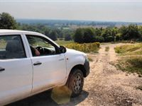Two Hour One-to-One Off Road Driving Experience in Kent Experience Day