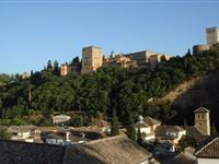 Two Night Break for Two at the Apartamentos Turisticos Alhambra Spain