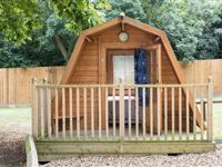 Two Night Glamping Break at Lee Valley Campsite Sewardstone