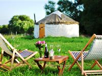 Two Night Glamping Experience for Two