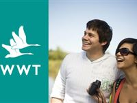 Wildfowl  Wetlands Trust Membership for Two