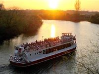 York Floodlit Evening Cruise with Prosecco for Two Experience Day