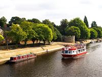 York River Cruise with Afternoon Tea and Prosecco for Two Experience Day